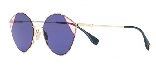 Fendi CUT EYE FF 0341/S LKS/KU