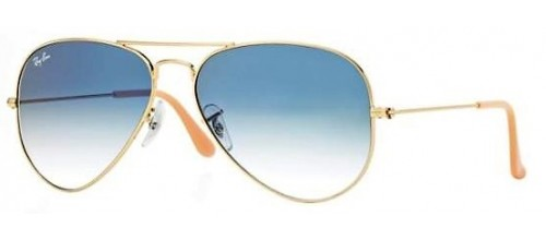Ray-Ban AVIATOR LARGE METAL RB 3025 001/3F A