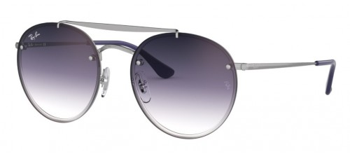 Ray-Ban BLAZE ROUND DOUBLE BRIDGE RB3614N 9142/0U