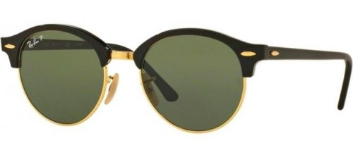 Ray-Ban CLUBROUND RB 4246 9015/8E