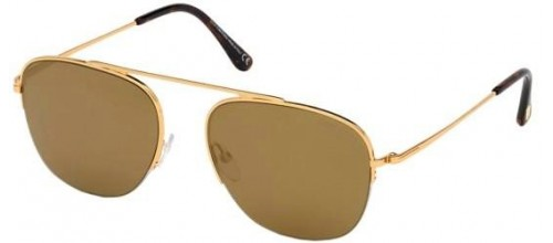 Tom Ford ABOTT FT 0667 30G A