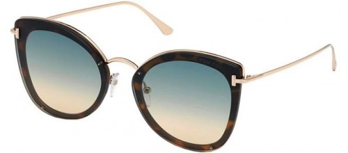 Tom Ford CHARLOTTE FT 0657 53P E
