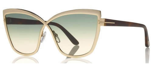 Tom Ford SANDRINE-02 FT 0715 28P F