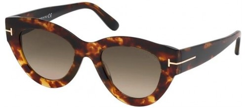 Tom Ford SLATER FT 0658 55K C