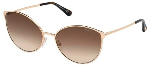 Tom Ford ZEILA FT 0654 28F ZA