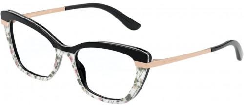 Dolce & Gabbana HALF PRINT DG 3325 3250