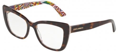 Dolce & Gabbana PRINTED DG 3308 3217