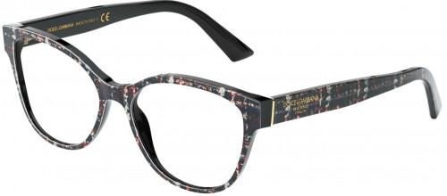 Dolce & Gabbana PRINTED DG 3322 3286