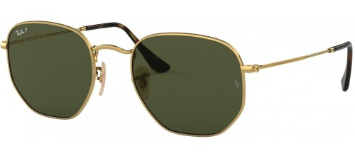 Ray-Ban HEXAGONAL METAL RB 3548N 001/58